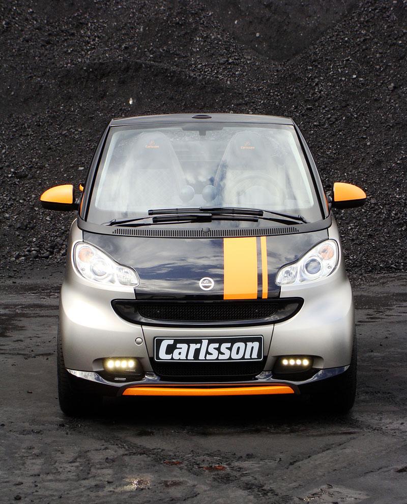 Carlsson: Smart C25 jako doplňek k vytuněnému SL65? Proč ne!: - fotka 2