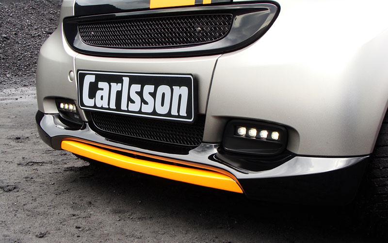 Carlsson: Smart C25 jako doplňek k vytuněnému SL65? Proč ne!: - fotka 11