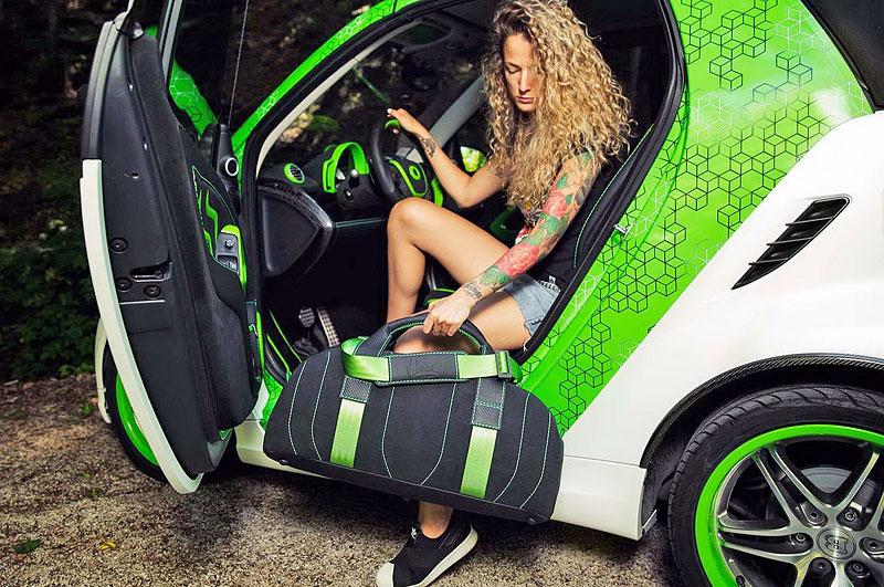 Smart Brabus Cabrio by Vilner: Škoda, že není větší: - fotka 11