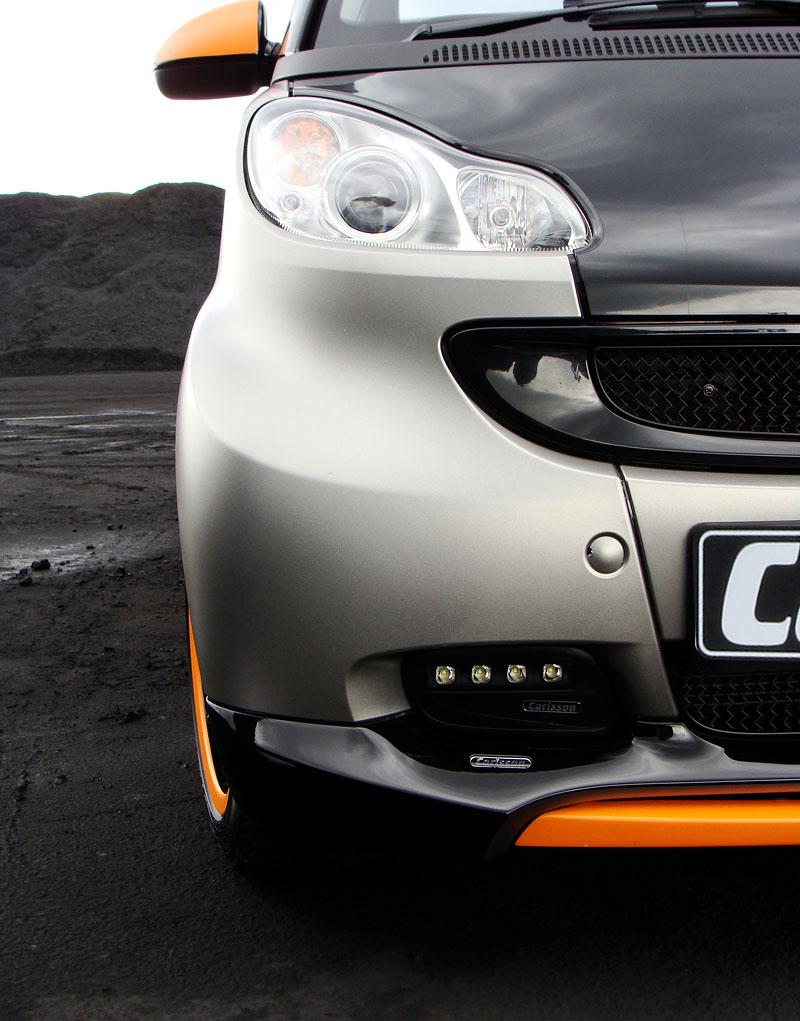 Carlsson: Smart C25 jako doplňek k vytuněnému SL65? Proč ne!: - fotka 12