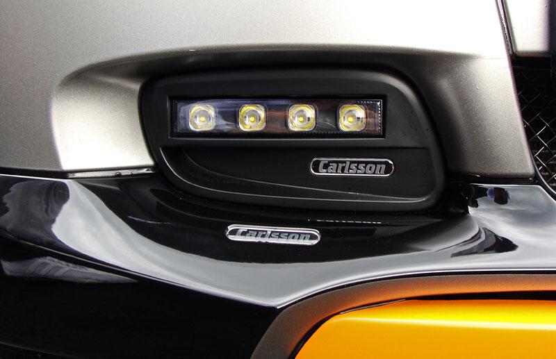 Carlsson: Smart C25 jako doplňek k vytuněnému SL65? Proč ne!: - fotka 14