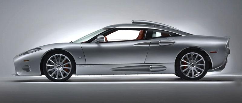 Autosalon Ženeva: Spyker C8 Aileron: - fotka 29