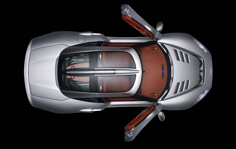 Autosalon Ženeva: Spyker C8 Aileron: - fotka 31