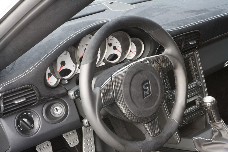 Sportec SPR1 M: 858 koní pro Porsche 911 Turbo: - fotka 1