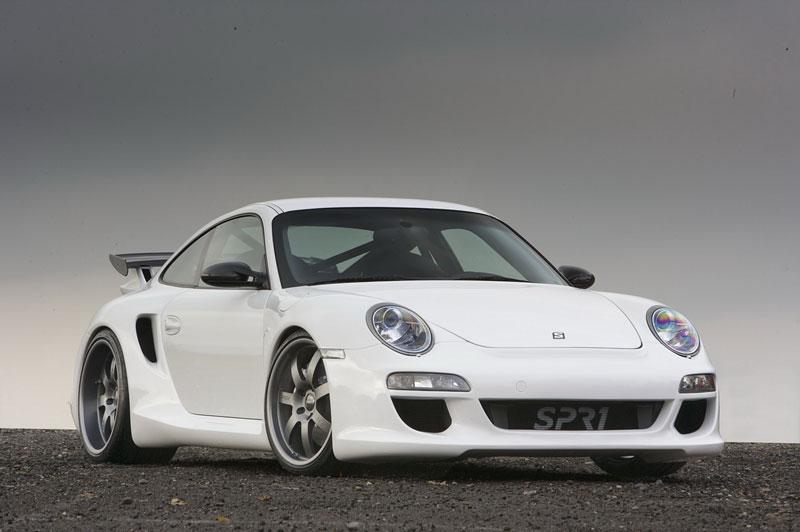 Sportec SPR1 M: 858 koní pro Porsche 911 Turbo: - fotka 4