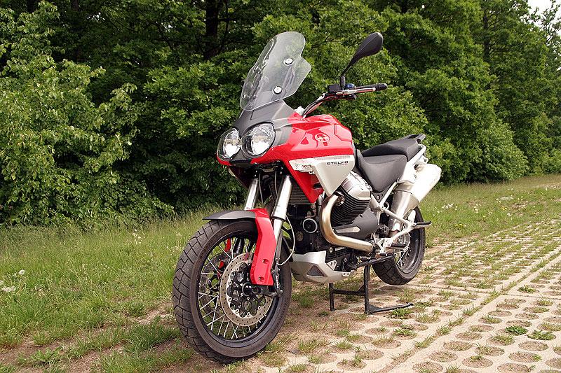 Dueltest - Honda XL1000V Varadero vs. Moto Guzzi Stelvio 1200: - fotka 7