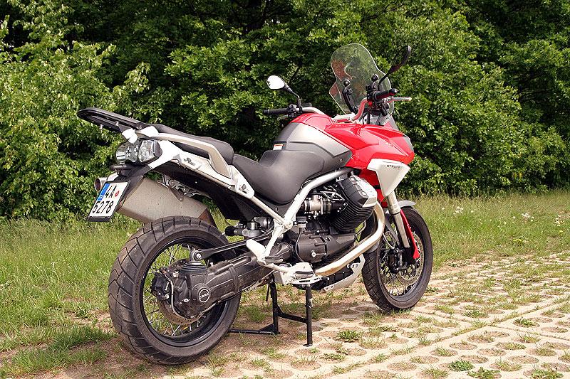 Dueltest - Honda XL1000V Varadero vs. Moto Guzzi Stelvio 1200: - fotka 16
