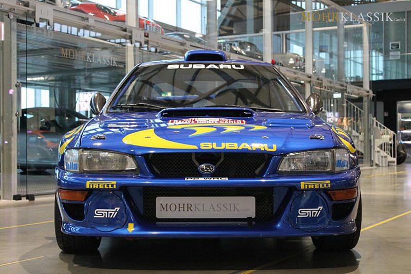 Subaru Impreza Colina McRae: Můžete si koupit kultovní WRC: - fotka 4