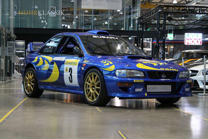 Subaru Impreza Colina McRae: Můžete si koupit kultovní WRC: - fotka 5