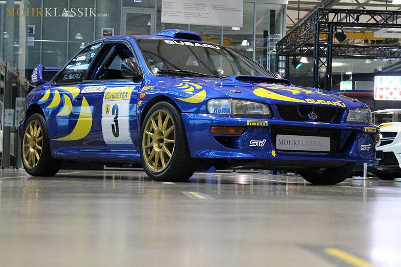 Subaru Impreza Colina McRae: Můžete si koupit kultovní WRC: - fotka 6