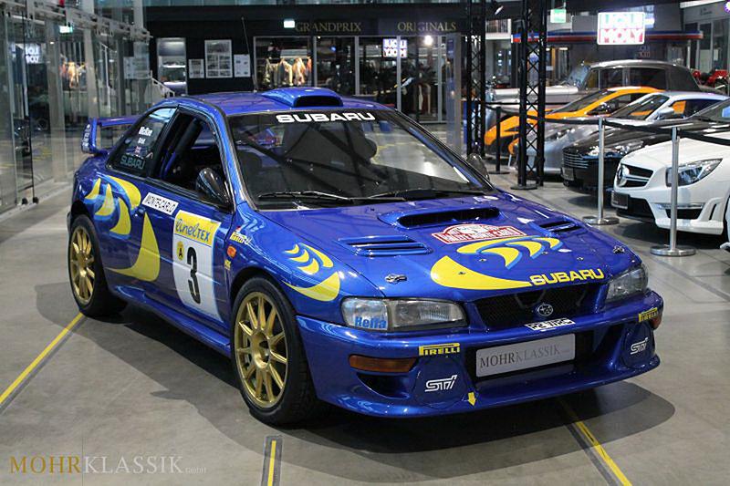 Subaru Impreza Colina McRae: Můžete si koupit kultovní WRC: - fotka 7