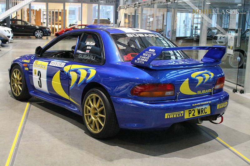 Subaru Impreza Colina McRae: Můžete si koupit kultovní WRC: - fotka 8