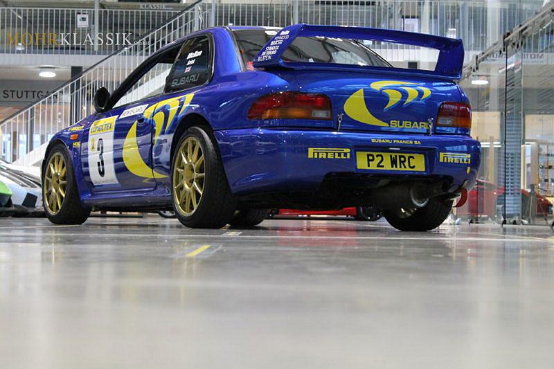 Subaru Impreza Colina McRae: Můžete si koupit kultovní WRC: - fotka 9