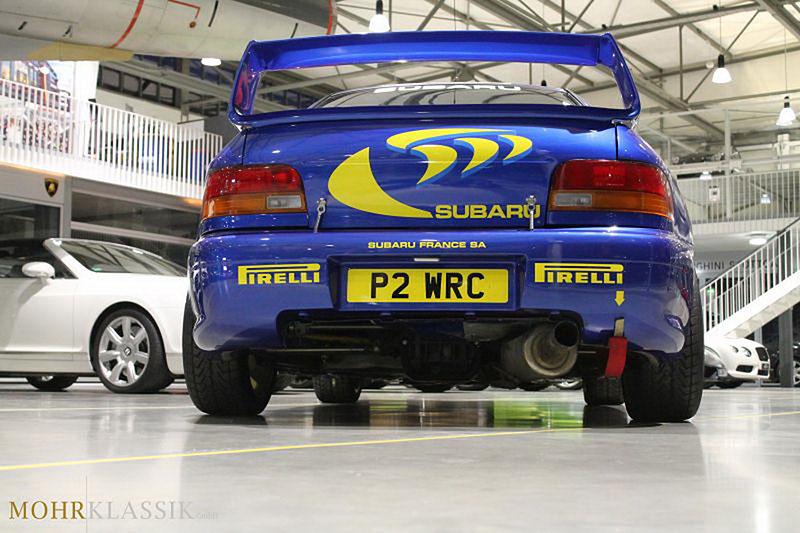 Subaru Impreza Colina McRae: Můžete si koupit kultovní WRC: - fotka 11