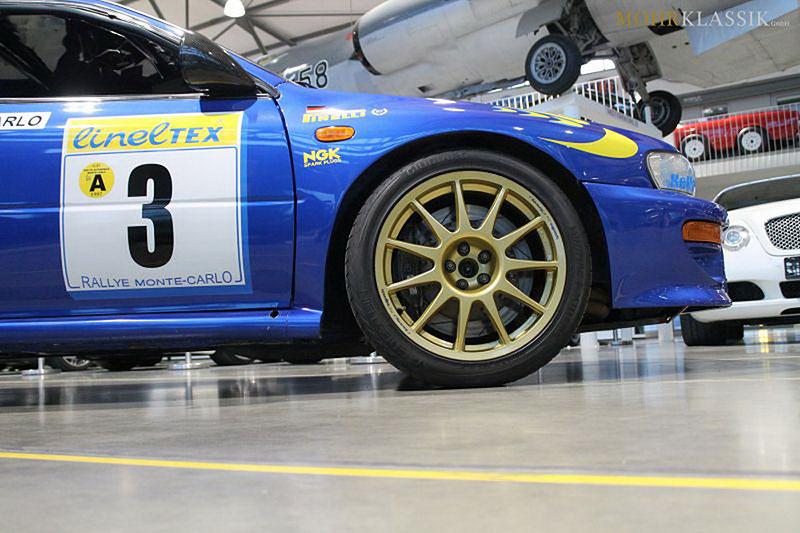 Subaru Impreza Colina McRae: Můžete si koupit kultovní WRC: - fotka 15