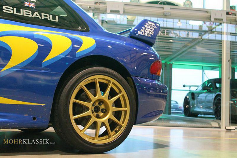 Subaru Impreza Colina McRae: Můžete si koupit kultovní WRC: - fotka 16