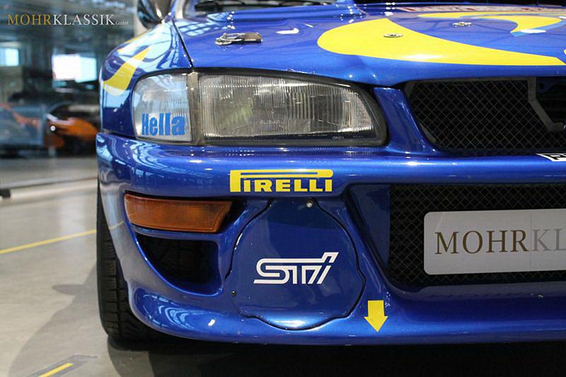 Subaru Impreza Colina McRae: Můžete si koupit kultovní WRC: - fotka 17