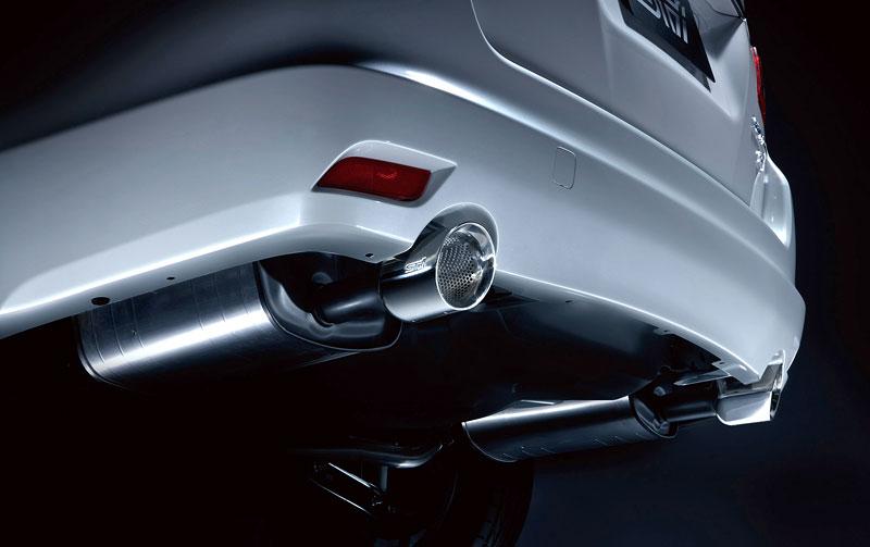 Tokio 2009: Subaru Exiga 2.0 GT Turbo v úpravě od STI: - fotka 3