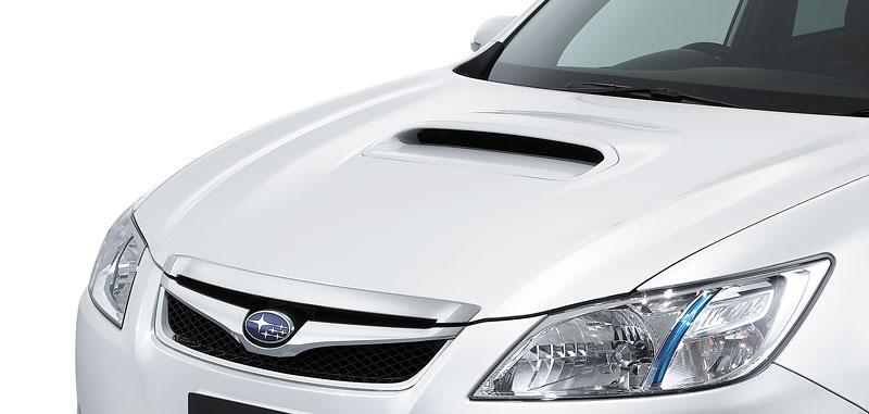 Tokio 2009: Subaru Exiga 2.0 GT Turbo v úpravě od STI: - fotka 6