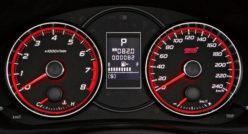 Subaru Forester tS: naladěno u STI: - fotka 2
