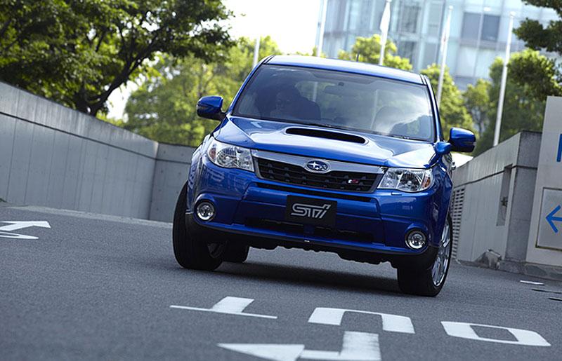 Subaru Forester tS: naladěno u STI: - fotka 10