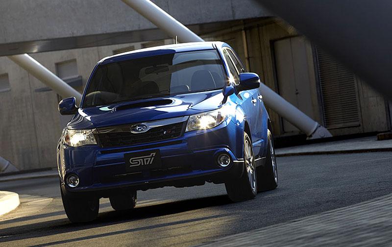 Subaru Forester tS: naladěno u STI: - fotka 12