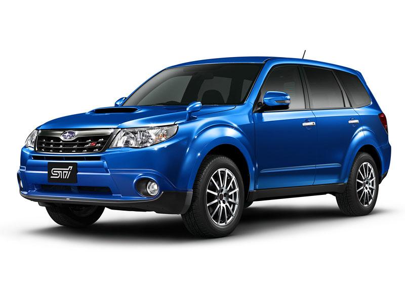 Subaru Forester tS: naladěno u STI: - fotka 13