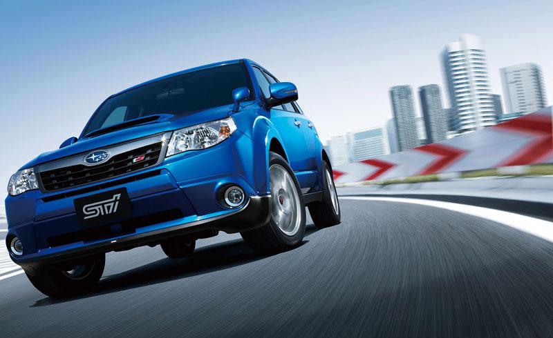 Subaru Forester tS: naladěno u STI: - fotka 14