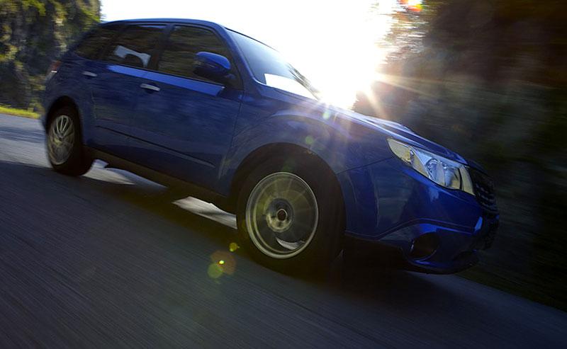 Subaru Forester tS: naladěno u STI: - fotka 16