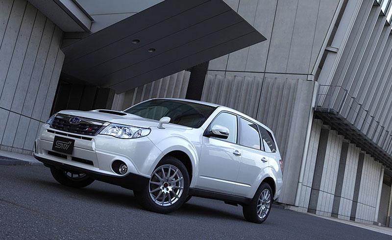Subaru Forester tS: naladěno u STI: - fotka 17