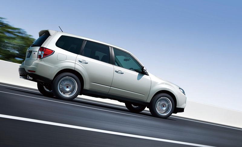 Subaru Forester tS: naladěno u STI: - fotka 19