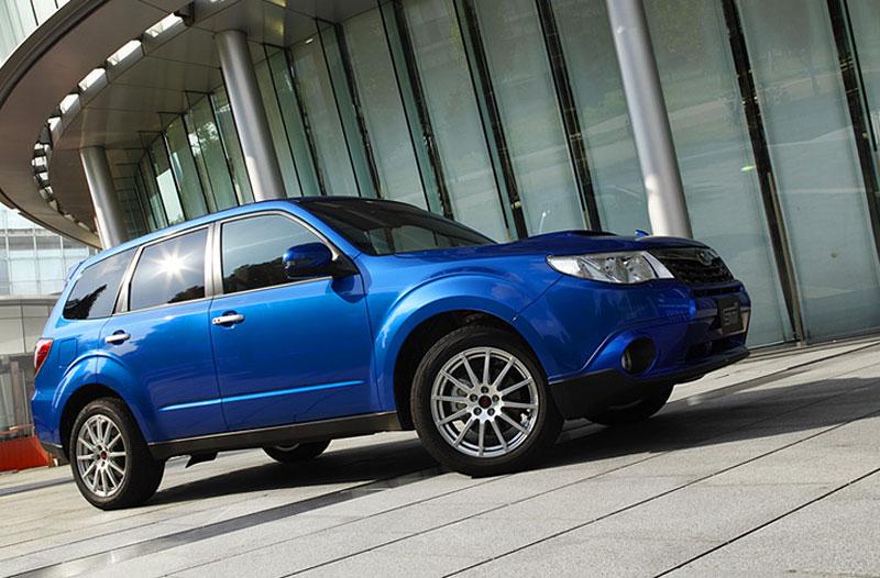 Subaru Forester tS: naladěno u STI: - fotka 21