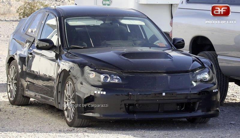 Subaru na bázi Toyoty FT-86 bude mít premiéru v Ženevě: - fotka 1