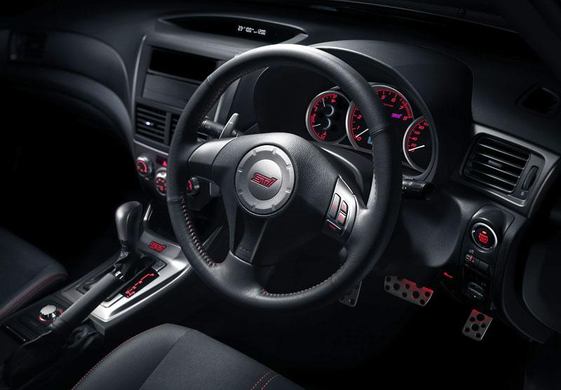 Subaru Impreza WRX STI A-Line Type S: hra na efekt: - fotka 1