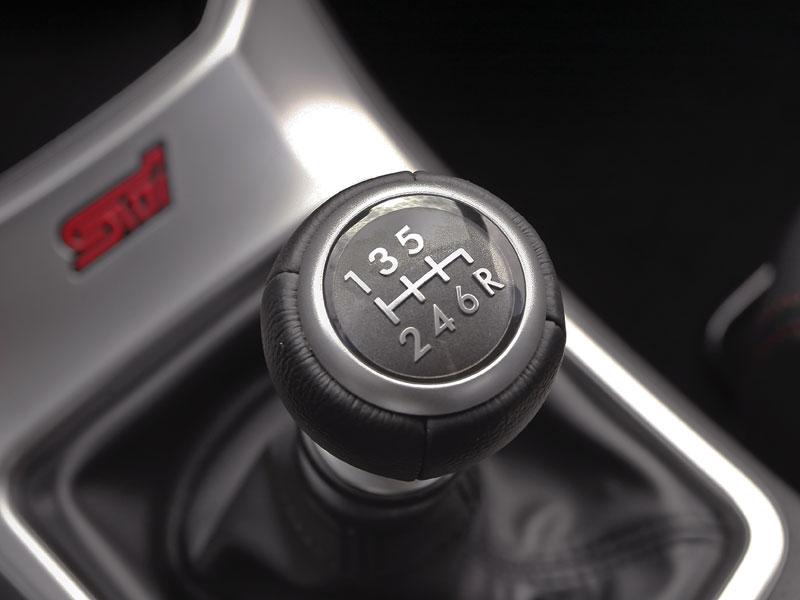 Subaru Impreza WRX STI Special Edition: lepší podvozek, méně výbavy: - fotka 5