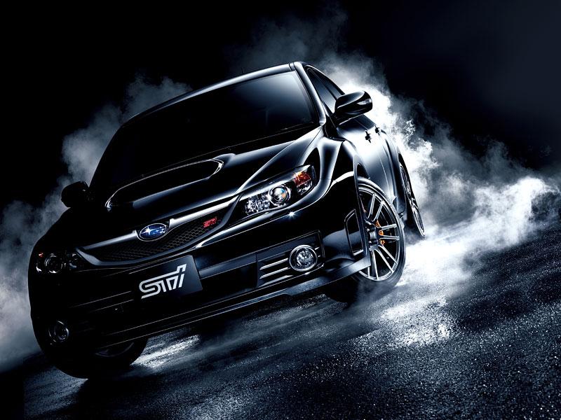 Subaru Impreza WRX STI A-Line Type S: hra na efekt: - fotka 4