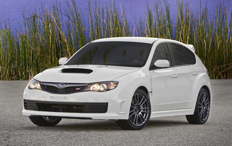 Subaru Impreza WRX STI Special Edition: lepší podvozek, méně výbavy: - fotka 9