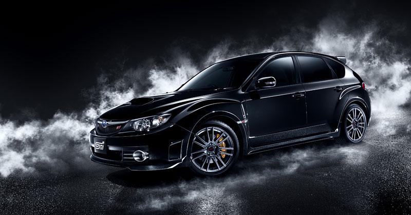 Subaru Impreza WRX STI A-Line Type S: hra na efekt: - fotka 6