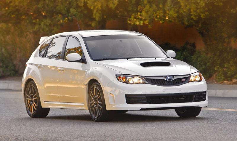Subaru Impreza WRX STI Special Edition: lepší podvozek, méně výbavy: - fotka 11