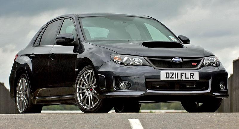 Subaru WRX STI: dvacet koní navíc a navigace: - fotka 5