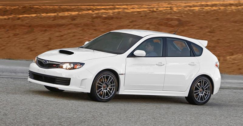 Subaru Impreza WRX STI Special Edition: lepší podvozek, méně výbavy: - fotka 13