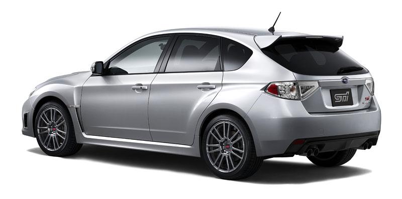 Subaru Impreza WRX STI A-Line Type S: hra na efekt: - fotka 7