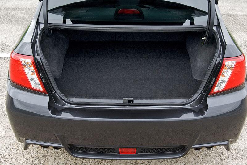 Subaru WRX STI: dvacet koní navíc a navigace: - fotka 7
