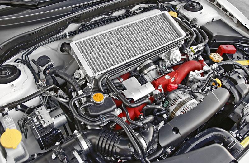 Subaru Impreza WRX STI Special Edition: lepší podvozek, méně výbavy: - fotka 18