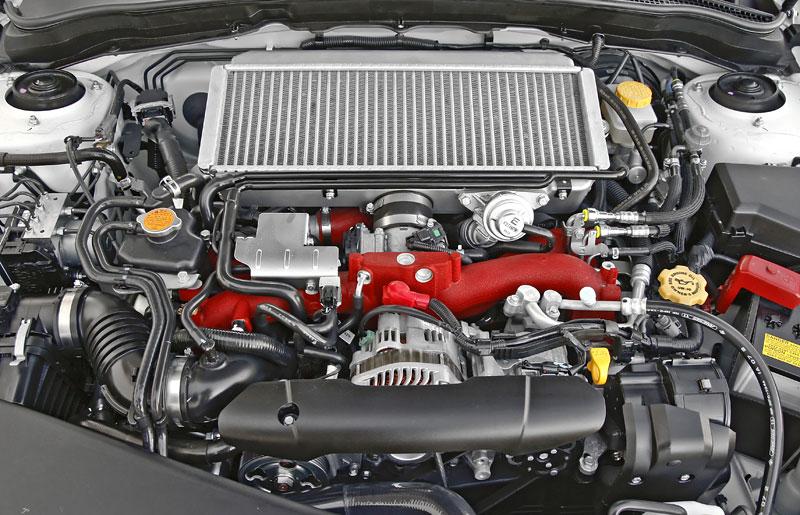 Subaru Impreza WRX STI Special Edition: lepší podvozek, méně výbavy: - fotka 19