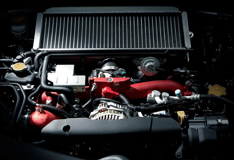 Příští Impreza WRX STI také s dieselem, konec pro 2,5litr: - fotka 17