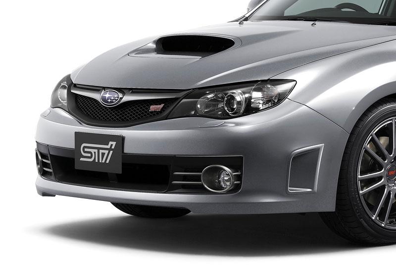 Subaru Impreza WRX STI A-Line Type S: hra na efekt: - fotka 9