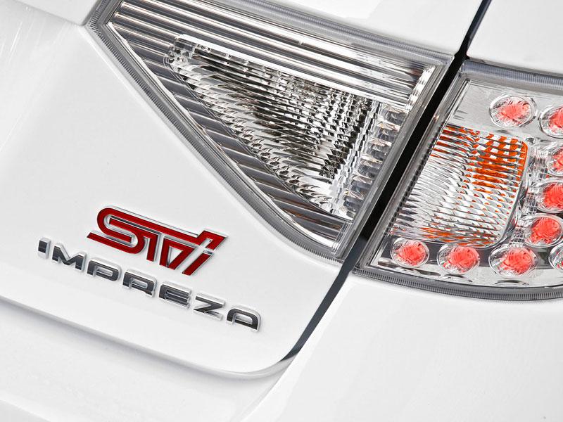 Subaru Impreza WRX STI Special Edition: lepší podvozek, méně výbavy: - fotka 25