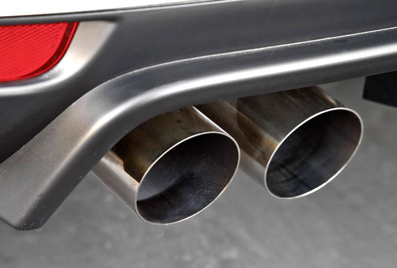 Subaru Impreza WRX STI Special Edition: lepší podvozek, méně výbavy: - fotka 26