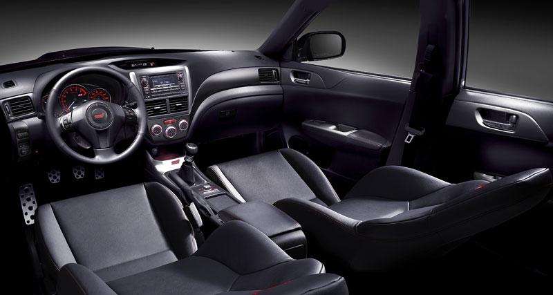 Subaru dnes zahajuje prodej nové WRX STI na českém trhu: - fotka 11